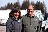 LARRY and Val – OWNERS